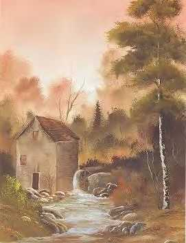 """Old Country Mill"""
